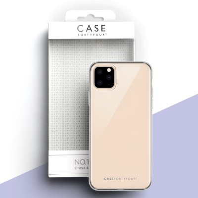 Case FortyFour iPhone 11 Pro Max No. 1 Clear (CFFCA0229)