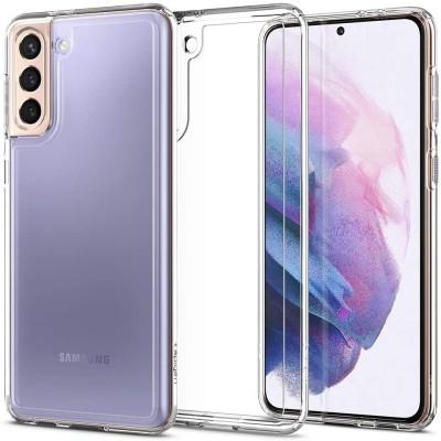 Spigen Ultra Hybrid Θήκη Galaxy S21 Plus 5G - Crystal Clear (ACS02387)