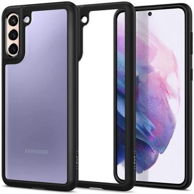 Spigen Ultra Hybrid Θήκη Samsung Galaxy S21 5G - Matte Black (ACS02424)