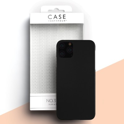 Case FortyFour iPhone 11 Pro No. 3 Black (CFFCA0243)