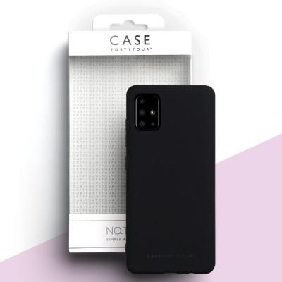 Case FortyFour Galaxy A51 No. 1 Black (CFFCA0336)