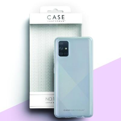 Case FortyFour Galaxy A51 No. 1 Clear (CFFCA0339)