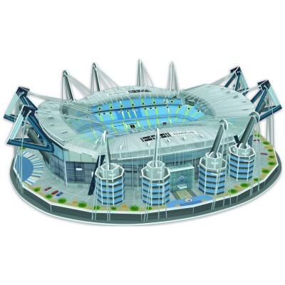 3D Puzzle Γήπεδο Manchester City Etihad 139 τεμ - (100-100-976)