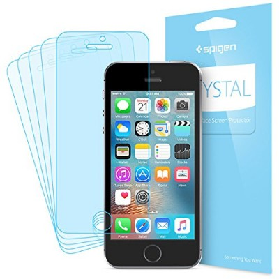 Spigen iPhone 5 / 5s / SE Screen Protector Crystal (041FL20165)