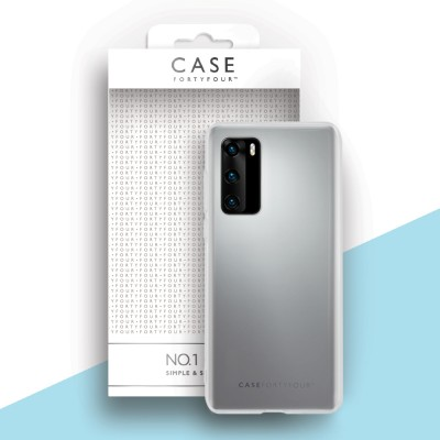 Case FortyFour Huawei P40 No. 1 Clear (CFFCA0428)