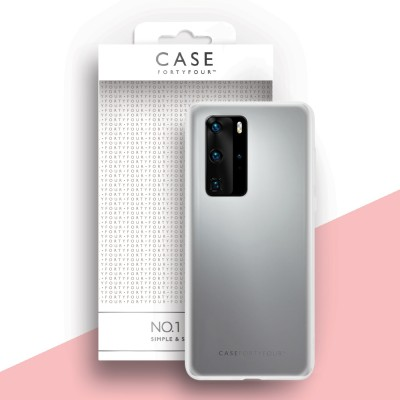 Case FortyFour Huawei P40 Pro No. 1 Clear (CFFCA0430)
