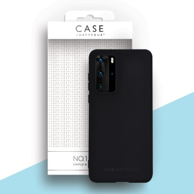 Case FortyFour Huawei P40 No. 1 Black (CFFCA0431)