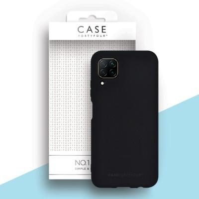 Case FortyFour Huawei P40 Lite No. 1 Black (CFFCA0432)