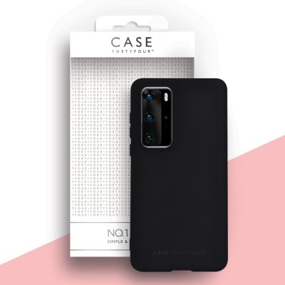 Case FortyFour Huawei P40 Pro No. 1 Black (CFFCA0433)