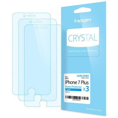 Spigen iPhone 7 Plus Screen Protector Film Crystal (043FL20465)