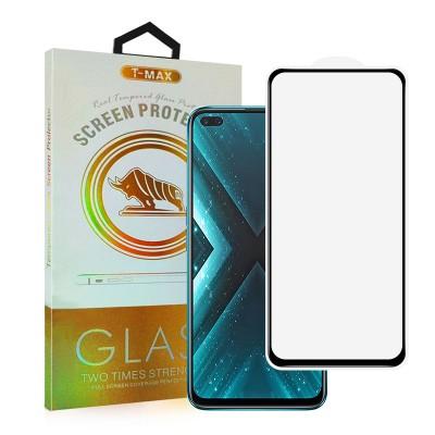T-Max Premium 3D Tempered Glass Full Glue Fluid Despensing - Αντιχαρακτικό Γυαλί Οθόνης Oneplus Nord N100 - Black (05-00149)