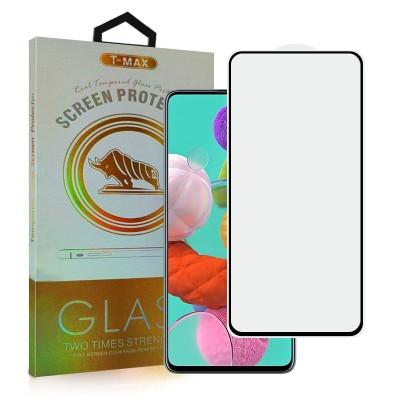 T-Max Premium 3D Tempered Glass Full Glue - Αντιχαρακτικό Γυαλί Οθόνης iPhone 13 Mini - Black (05-00185)