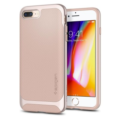 Spigen iPhone 8/7 Plus Herringbone Pale Dogwood (055CS22232)