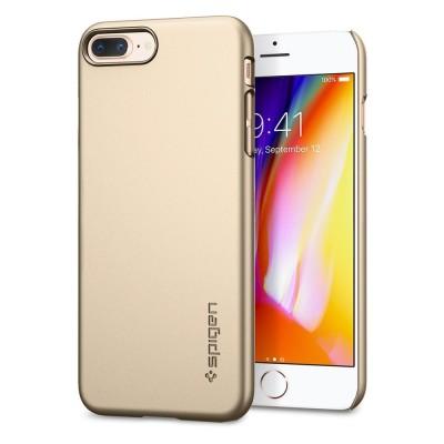 Spigen iPhone 8 Plus Thin Fit Champagne Gold (055CS22239)