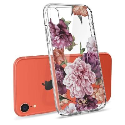 Spigen Θήκη Ciel iPhone XR - Rose Floral (064CS24897)