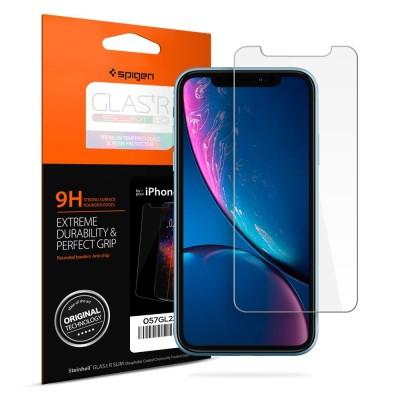 Spigen iPhone 11 GLAS.tR SLIM HD (064GL24527)