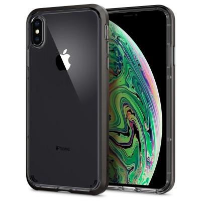 Spigen iPhone Xs Max Neo Hybrid Crystal Gunmetal (065CS24844)