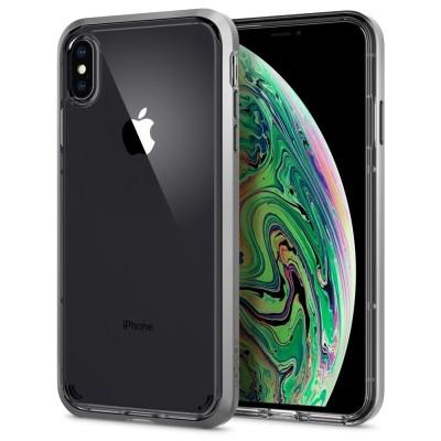 Spigen iPhone Xs Max Neo Hybrid Crystal Silver (065CS24845)