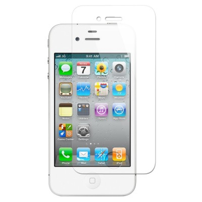 Tempered Glass - Αντιχαρακτικό Γυαλί Οθόνης για iPhone 4/4s