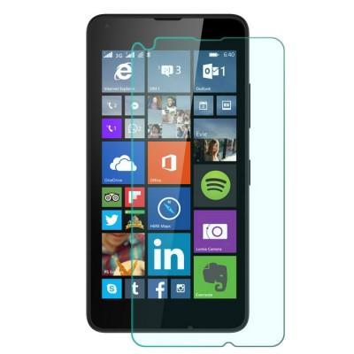 Tempered Glass - Αντιχαρακτικό Γυαλί Οθόνης για Microsoft Lumia 640