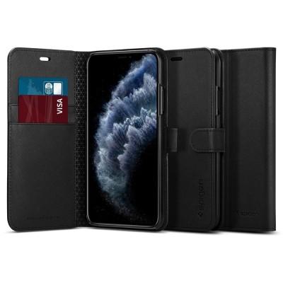Spigen iPhone 11 Pro Max Wallet S Black (075CS27149)