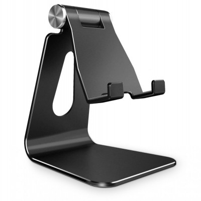 Tech-Protect Universal Stand Holder Z4A - Βάση Αλουμινίου για Smartphone - Black  (200-105-928)