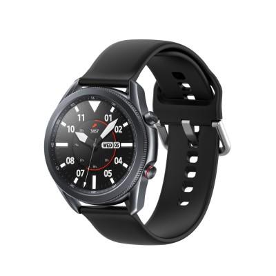 Ανταλλακτικό Λουράκι Samsung Galaxy Watch 3 45mm -  Black (200-105-901)