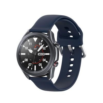 Ανταλλακτικό Λουράκι Samsung Galaxy Watch 3 45mm -  Blue (200-105-902)