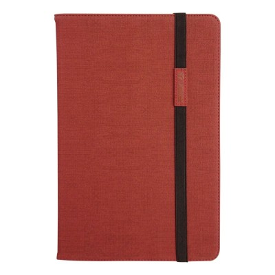 Yenkee Universal Provence Θήκη & Stand for Tablets 10.1'' - Red (200-105-455)