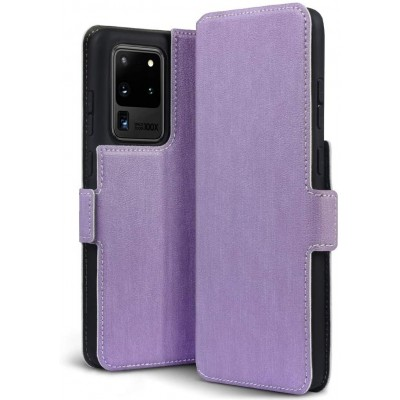 Terrapin Low Profile Θήκη - Πορτοφόλι Samsung Galaxy S20 Ultra - Purple (117-002a-252)