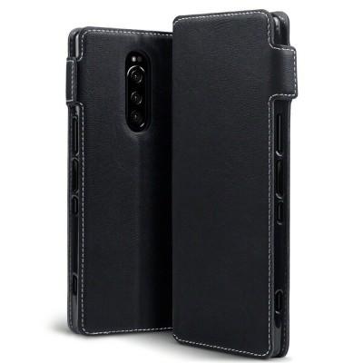 Terrapin Low Profile Θήκη - Πορτοφόλι Sony Xperia 1 - Black (117-005-660)