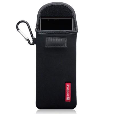 Shocksock Θήκη - Πουγκί Sony Xperia 5 - Black (121-005-043)
