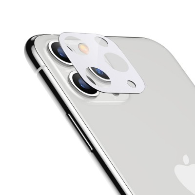 ESR Full Cover 9H Camera Glass iPhone 11 Pro/11 Pro Max Silver - (200-106-059)