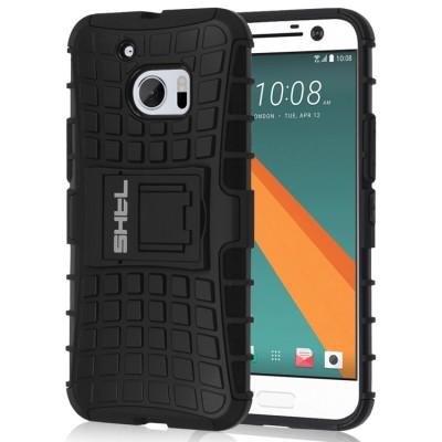Ανθεκτική Θήκη HTC 10 by Shieldtail μαύρη (128781)