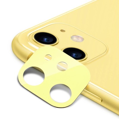 ESR Full Cover 9H Camera Glass iPhone 11 Yellow - (200-105-014)