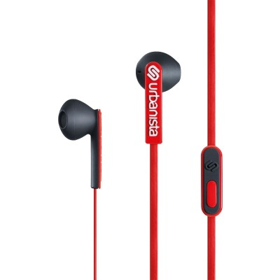 Urbanista Ακουστικά Handsfree San Fransisco - Red (1032501)