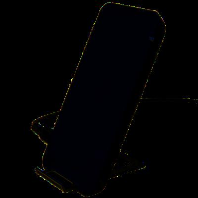Celly Βάση Ασύρματης Φόρτισης Fast Charge - Black (WLFASTSTANDBK)