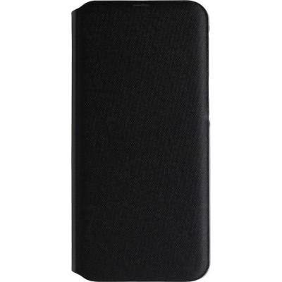 Official Samsung Flip Wallet - Θήκη Samsung Galaxy A40 - Black (EF-WA405PBEGWW)