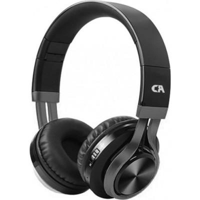 Crystal Audio BT-01 Ασύρματα Ακουστικά - Black Gunmetal (381418)
