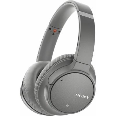 Sony WHCH700N - Bluetooth Ασύρματα Ακουστικά - Gray (WHCH700NH.CE7)
