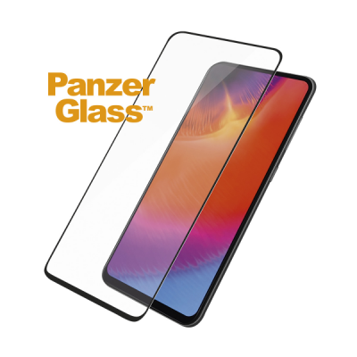 PanzerGlass Tempered Glass Samsung Galaxy A80 Black (13013748)