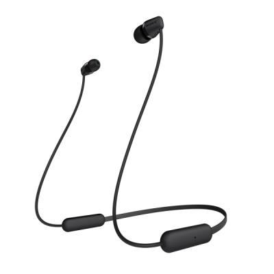 Sony Bluetooth Neckband Ασύρματα Ακουστικά - Black (WIC200B.CE7)