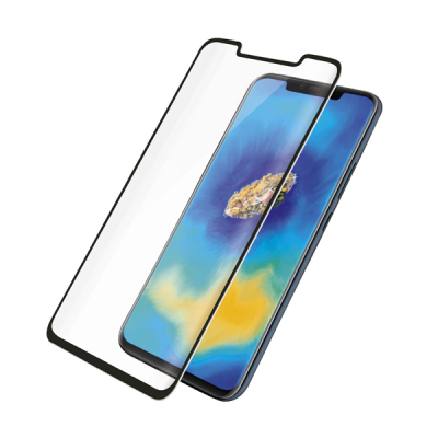 PanzerGlass Tempered Glass Huawei Mate 20 Pro Black (13013953)