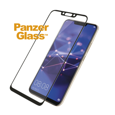 PanzerGlass Tempered Glass Huawei Mate 20 Lite Black (13013954)