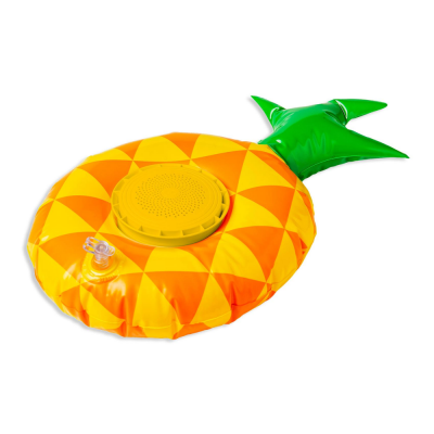 Celly Pool Bluetooth Speaker Pineapple 3W Yellow (200-105-750)