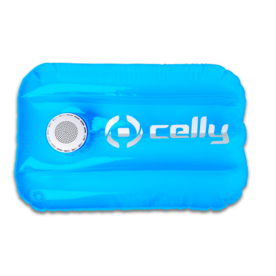 Celly Pool Bluetooth Speaker Pillow 3W Light Blue (200-105-752)