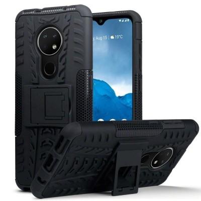 Terrapin Ανθεκτική Θήκη Dual Layer Rugged Nokia 6.2/7.2 - Black (131-001-053)