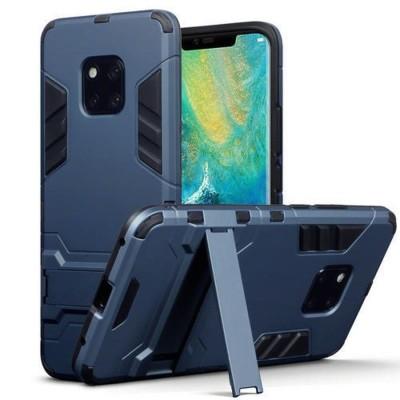 Terrapin Ανθεκτική Dual Layer Θήκη Huawei Mate 20 Pro - Blue (131-083-088)
