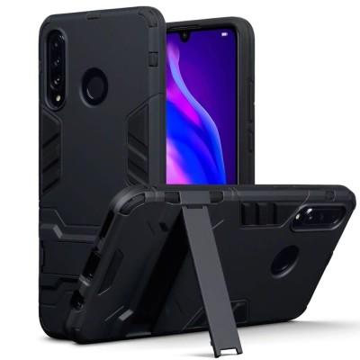 Terrapin Ανθεκτική Dual Layer Θήκη Huawei P30 lite - Black (131-083-111)