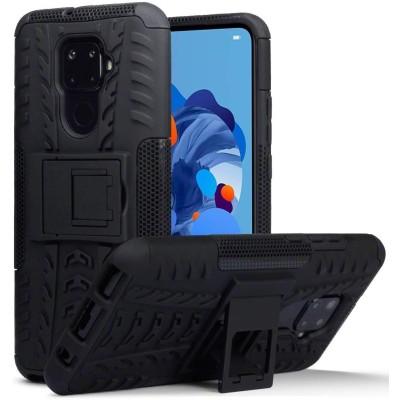 Terrapin Ανθεκτική Dual Layer Θήκη Huawei Mate 30 Lite - Black (131-083-113)